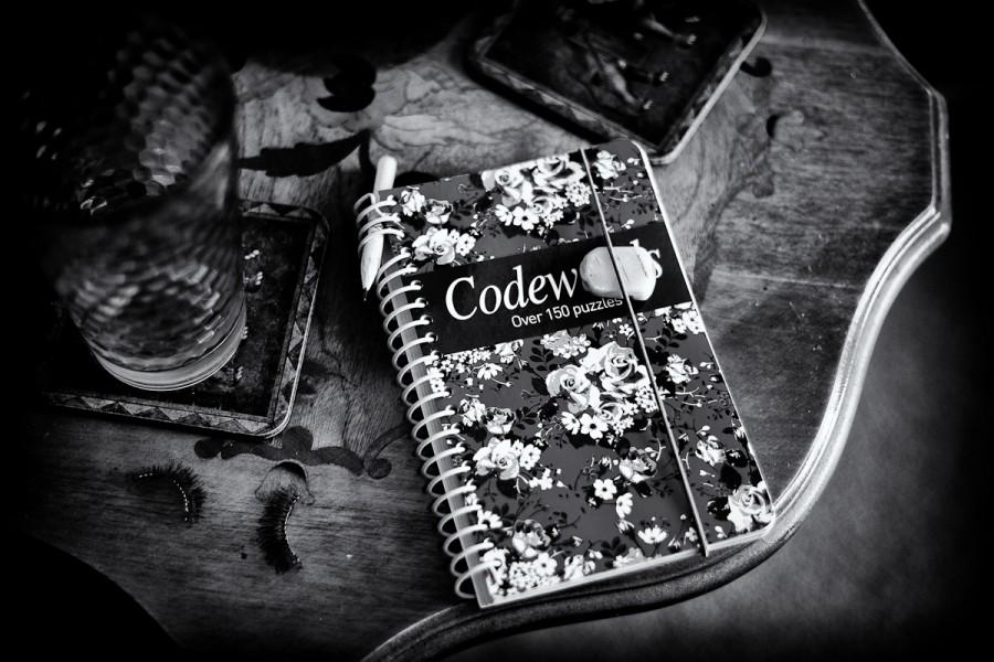 Codeword puzzlebook